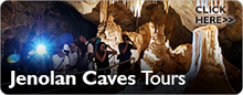 Jenolan Caves Tours